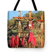 The Supreme Sacrifice Tote Bag