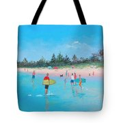 The Surfers Tote Bag