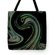 The Swan Tote Bag