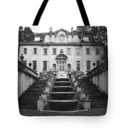The Swan House Tote Bag