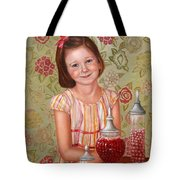 The Sweet Sneak Tote Bag