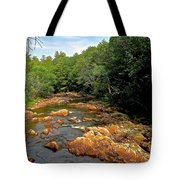 The Swift River In South Tamworth Tote Bag
