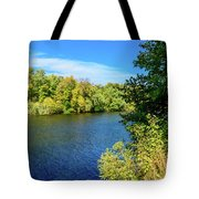 The Swimming Hole Tote Bag