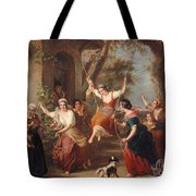 The Swing, 1848 Tote Bag