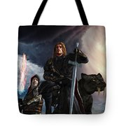 The Sword Of The South Tote Bag
