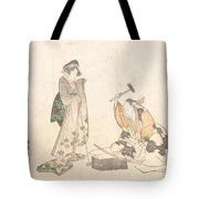 The Swordsmith Tote Bag
