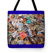 The Synergies Of Recycling Wastes And Intellects #3005 Tote Bag