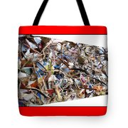 The Synergies Of Recycling Wastes And Intellects #511 Tote Bag