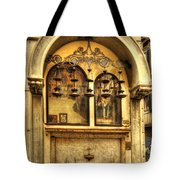 The Tabernacle Of The Five Lamps Tote Bag