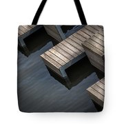 The Tables Are Waiting Tote Bag
