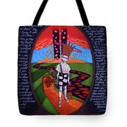 The Tactics Of Tyrants Are Always Transparent Tote Bag