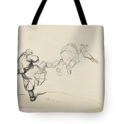 The Taking Of Fort Douaumont Tote Bag