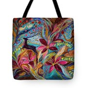 The Tales Of One Thousand And One Nights Tote Bag