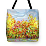 The Tangled Shore Tote Bag