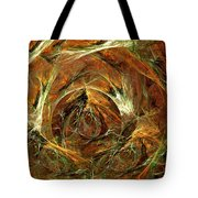 The Tangled Webs We Weave Tote Bag