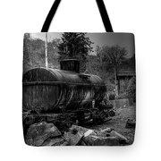 The Tanker Car Tote Bag