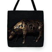 The Tattooed Cow Tote Bag
