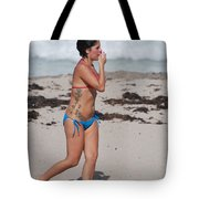 The Tattooed Lady Tote Bag