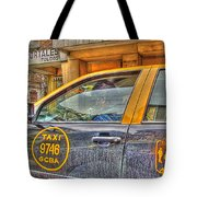 The Taxi Tote Bag