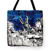 The Tea Party Tote Bag