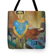The Tears Of The Saints Tote Bag