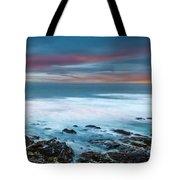 The Tempestuous Sea Tote Bag