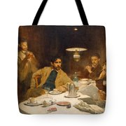 The Ten Cent Breakfast Tote Bag
