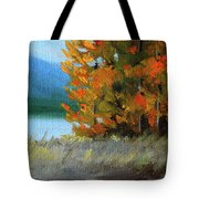 The Tenth Month Tote Bag