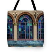 The Terrace At The Ringling Estate - Sarasota, Florida Tote Bag