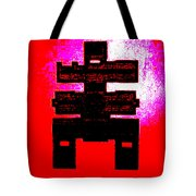 The Terrible Pronouncement Tote Bag by Eikoni Images