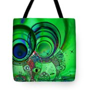 The Terrible Twos Tote Bag
