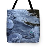 The Thaw Is Coming Tote Bag
