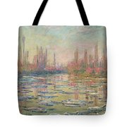 The Thaw On The Seine Tote Bag