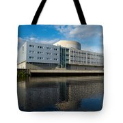 The Theatre Of Oulu 2 Tote Bag