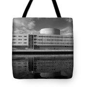 The Theatre Of Oulu  3 Tote Bag