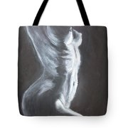 The Thin Line Tote Bag
