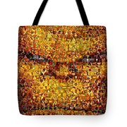 The Thing Mosaic Tote Bag