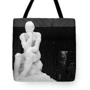 The Thinker Tote Bag