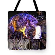 The Thinking Cap Tote Bag