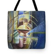 The Third Eye Tote Bag