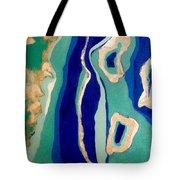 The Three Atolls Tote Bag