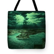 The Three Cities Tote Bag