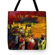 The Three Kings Tote Bag