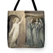 The Three Maries At The Sepulchre Tote Bag