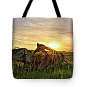 The Thresher Tote Bag