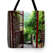 The Threshold Tote Bag