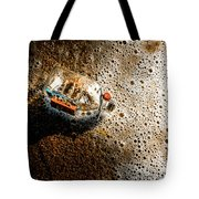 The Tide And Its Takers Tote Bag
