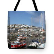 The Tide Is Out Tote Bag