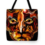 The Tigress. Tote Bag