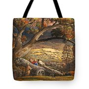 The Timber Wain Tote Bag